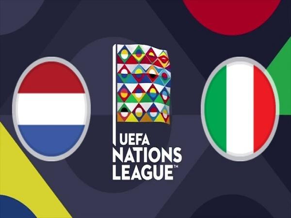 Nhận định Hà Lan vs Italia 01h45, 08/09 - UEFA Nations League