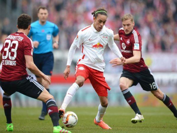 Soi kèo bóng đá Nurnberg vs Leipzig, 20h30 ngày 12/09 - cúp QG Đức