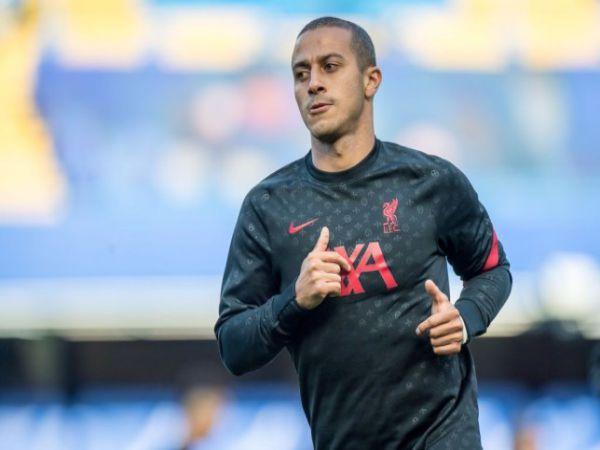 Tin bóng đá chiều 29/9: Klopp báo tin xấu về Thiago Alcantara