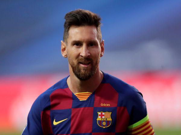 Tin bóng đá trưa 7/9: Messi sẽ tiếp tục giữ băng đội trưởng Barca