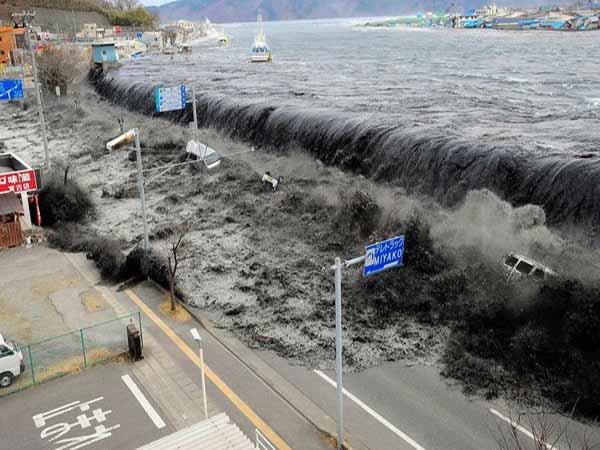Mơ thấy sóng thần - Ngủ mơ thấy sóng thần đánh con gì ăn chắc