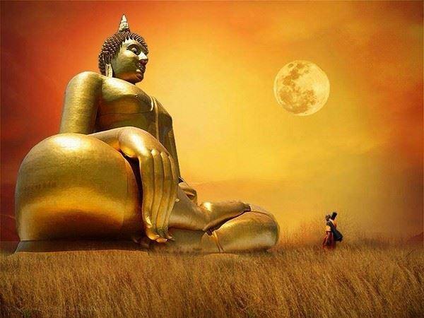 Mơ thấy Phật đánh ngay số mấy - Giải mộng giấc mơ thấy Phật