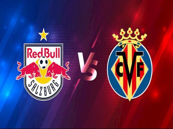 Nhận định tỷ lệ RB Salzburg vs Villarreal, 03h00 ngày 19/2 - Cup C2