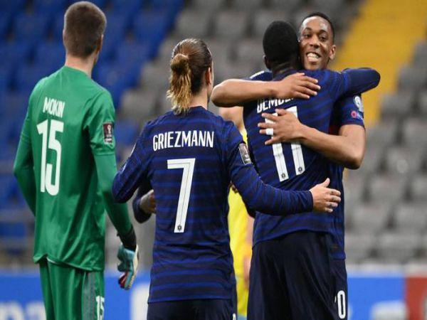 Nhận định tỷ lệ Bosnia vs Pháp