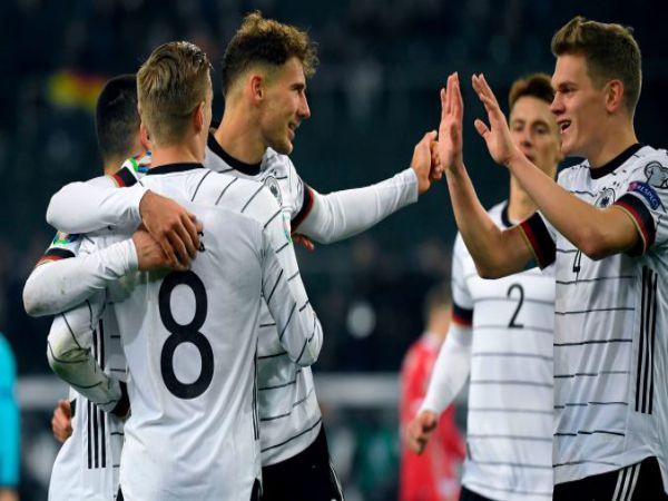 Soi kèo Đức vs Iceland, 02h45 ngày 26/3 - VL World Cup 2022