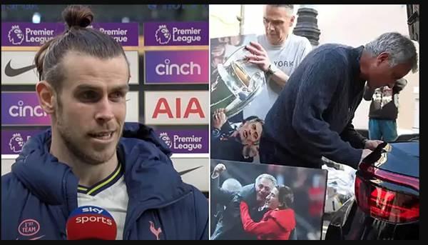 """Bale ám chỉ thầy cũ Mourinho """"kém tài"""""""