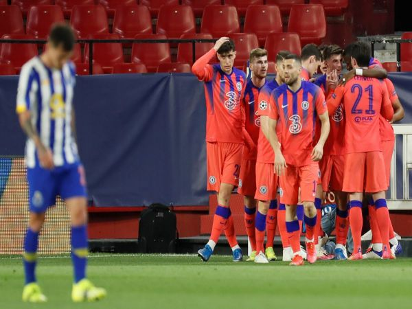 Nhận định tỷ lệ Chelsea vs Porto, 02h00 ngày 14/04 - Cup C1 Châu Âu