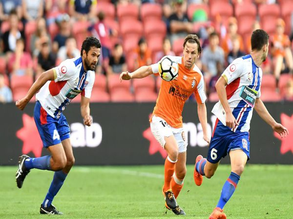 Nhận định, Soi kèo Newcastle Jets vs Brisbane Roar, 16h05 ngày 21/5