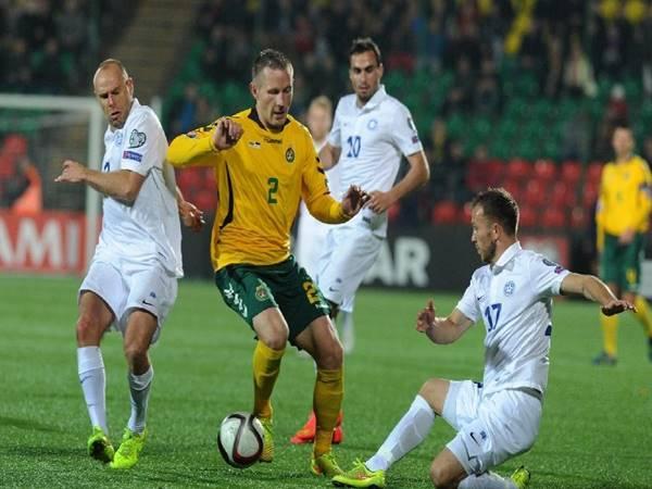 Nhận định bóng đá Lithuania vs Estonia, 23h00 ngày 1/6