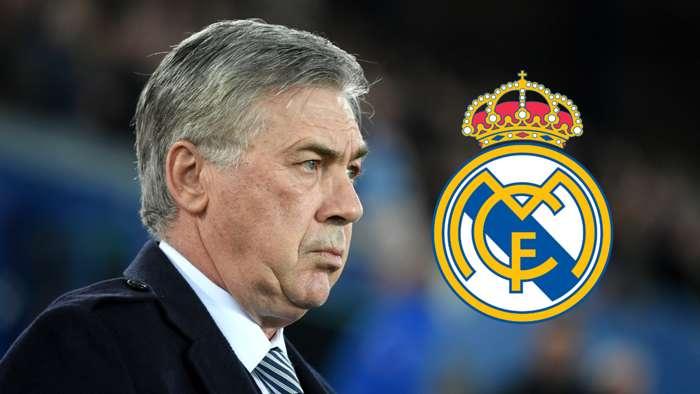 Hazard hào hứng khi được bổ nhiệm làm HLV mới của Real Madrid, Ancelotti