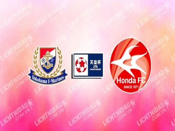 Nhận định Yokohama F.M vs Honda – 16h00 09/06, Cúp QG Nhật Bản