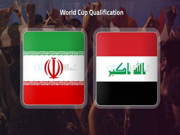 Soi kèo Iran vs Iraq – 23h30 15/06/2021, VL World Cup 2022