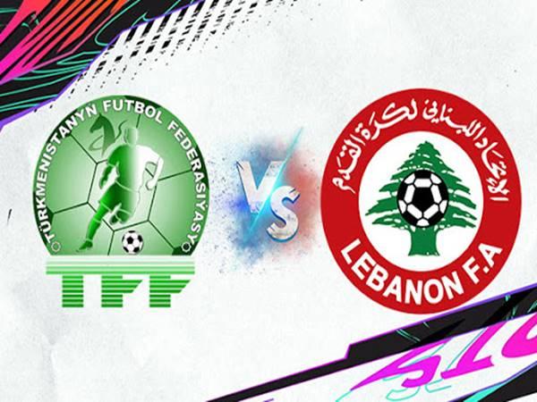 Soi kèo Turkmenistan vs Lebanon, 13h00 ngày 9/6