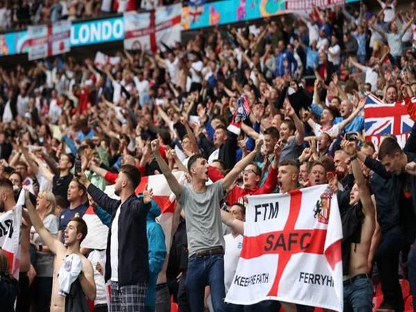 Tin bóng đá chiều 1/7: CĐV Anh khó sang Italia dự trận Tứ kết EURO 2020