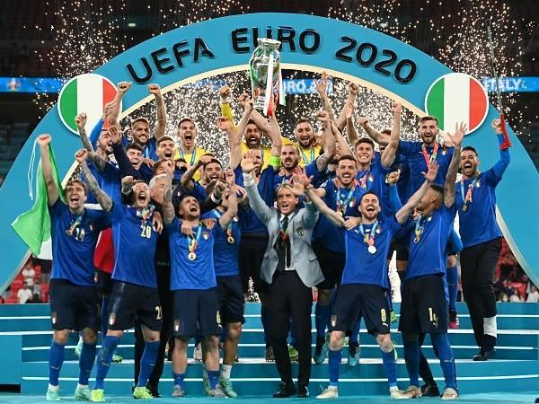 Tin thể thao sáng 12/7: Ý giành ngôi vô địch Euro 2020
