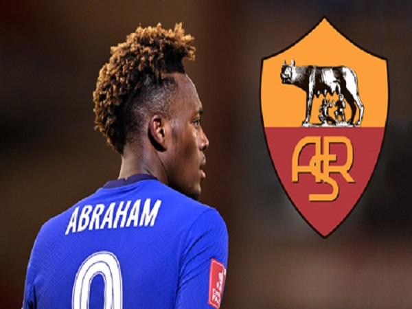 Abraham đồng ý khoác áo AS Roma