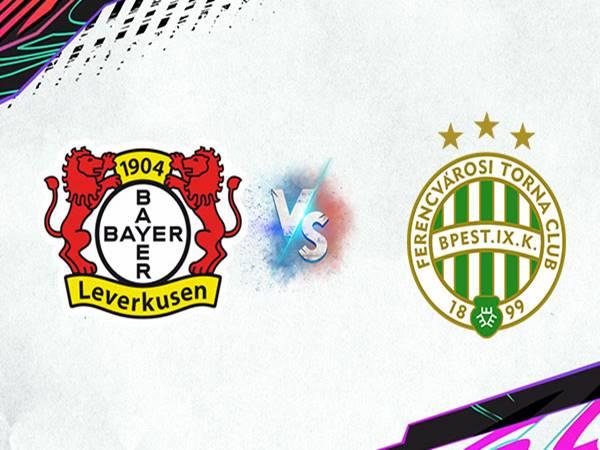Soi kèo Châu Á Leverkusen vs Ferencvaros, 23h45 ngày 16/9 Cúp C2