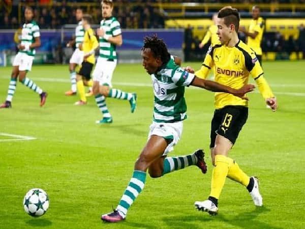 nhận định Borussia Dortmund vs Sporting Lisbon 29/9
