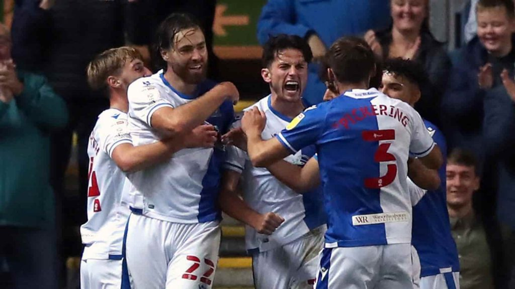 Kết quả bóng đá Blackburn 2-0 Hull City