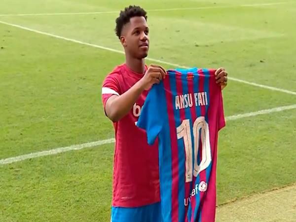 Tin Barca 15/9: Barcelona lên kế hoạch giữ chân sao trẻ Fati