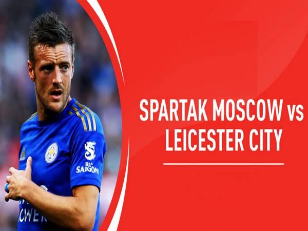 Nhận định Spartak Moscow vs Leicester City, 21h30 ngày 20/10